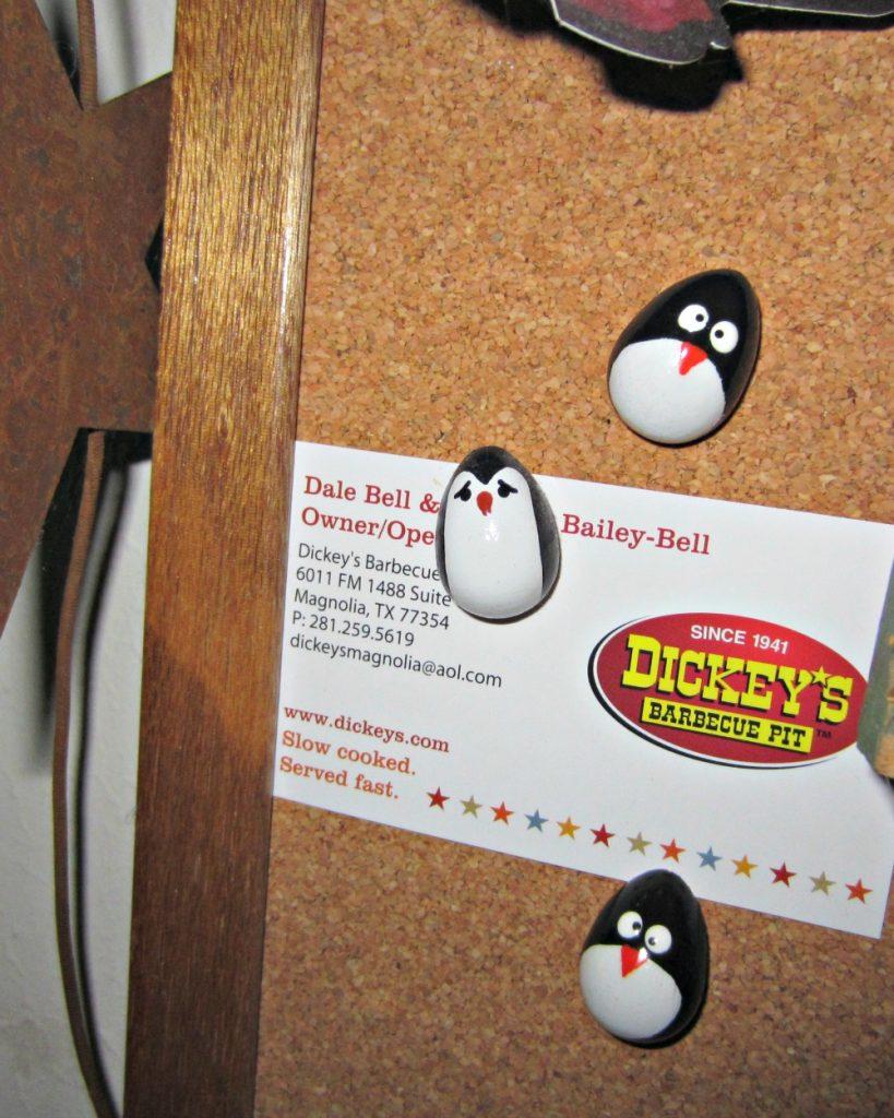 new penguin push pins 1